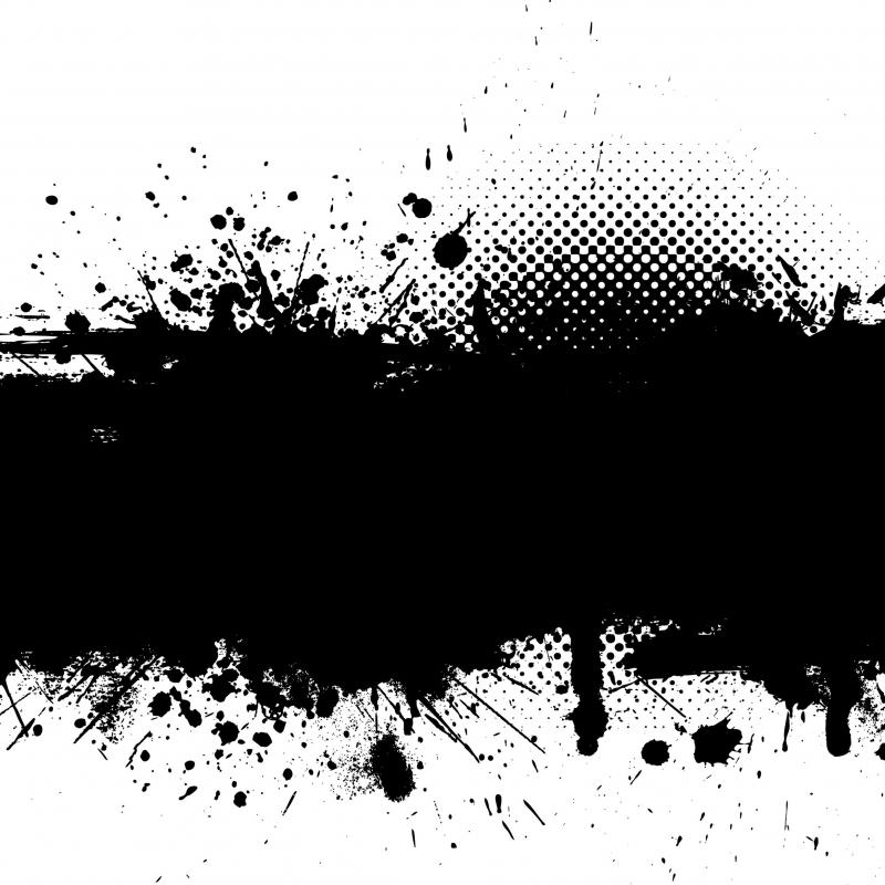 4644009 – ink splat grunge background